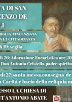 Festa di San Vincenzo de' Paoli